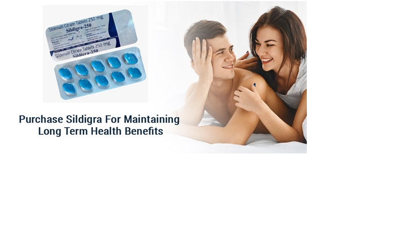 Purchase Sildigra For Maintaining Long Term Health Benefits